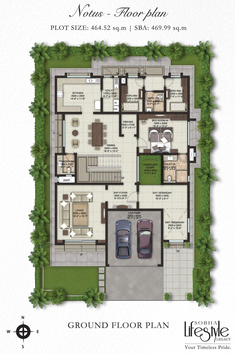 Real estate concierge hyderabad luxury bloom for Lifestyle homes floor plans