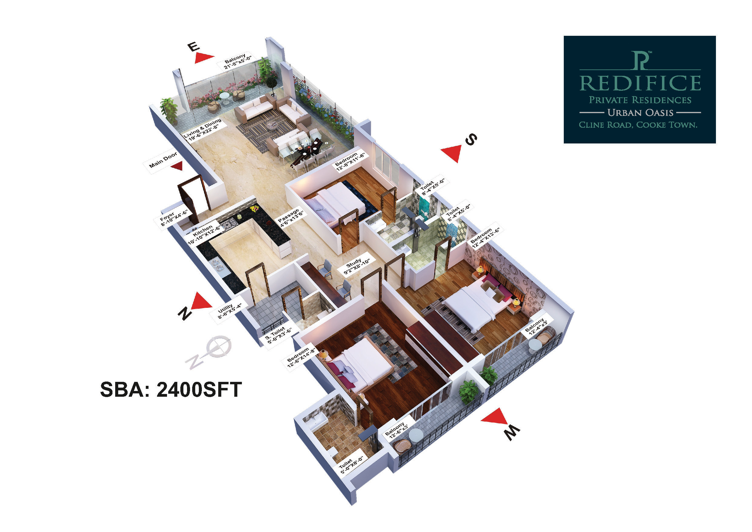 luxury real estate projects in hyderabad - LuxuryBloom